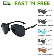 Retro Aviator Polarized Sunglasses with Accessories OR Glasses Accessory ONLY