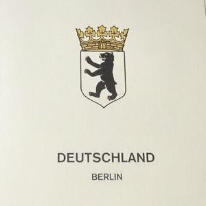   Sammlung Berlin postfrisch ** 1960-1986 + 1990 im Lindner - -Binder s. sauber