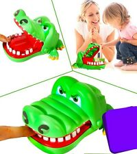 Crocodile Mouth Dentist Bite Finger Game Funny Family Toy Gift For Kids