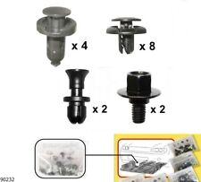 Unterfahrschutz Einbausatz Unterbodenschutz CLIPS  Honda Accord Bj.98-03   90232
