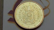 50 cts UNC 0,50 euro VATICAN 2017 Vaticano Vatikan blason héraldique 教廷 Ватикан