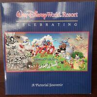 Walt Disney World Resort Celebrating 100 Year of Magic-A Pictorial Souvenir-2001