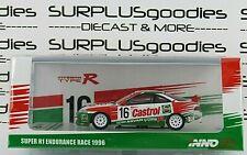 INNO64 2019 1996 HONDA INTEGRA Type-R DC2 #16 Castrol Super N1 Endurance Race