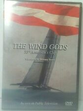 The 33rd America's Cup Dvd The Wind Gods Narrated by Jeremy Irons Sailing Video