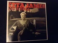 ETTA JAMES LET'S ROLL IMPORT CD BRAND NEW
