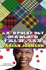 A RED POLKA DOT IN A WORLD FULL OF PLAID , AUDIO CD , unabridged 20 - Ex-library