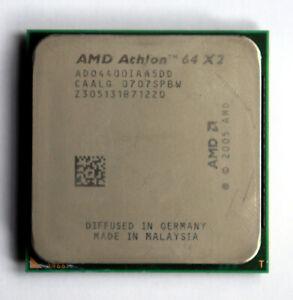 PROCESSEUR AMD ATHLON 64 X2 4400+ SOCKET AM2 2.2GHz TDP 65W
