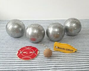Red Lazure Coches For Petanque//Boules Different Quantitys Available