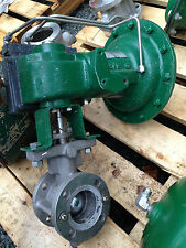 FISHER REBUILT V150 1.5 INCH CLASS 150 1052 ACTUATED VALVE