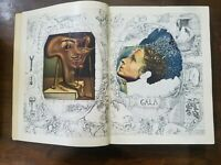 1942 First Edition Of The Secret Life Of Salvador Dali Autobiography