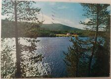 Postcard 1972 Lappi Lapland Suomi Finland