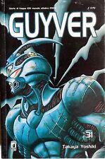 STAR COMICS MANGA  GUYVER N.31 2003