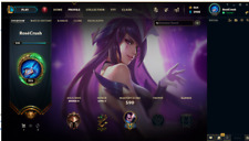 LEAGUE OF LEGENDS ACCOUNT NA SERVER LEVEL 235 ALL CHAMPIONS 357 SKINS