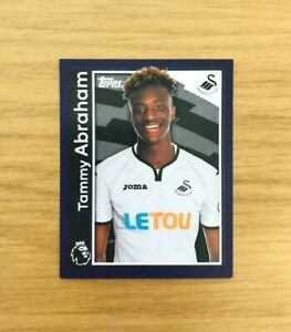 Merlin/Topps Premier League Stickers including Firsts and Rookies