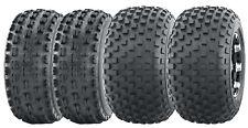 Set of 4 WANDA Sport ATV tires 22x7-10 & 22x11-10 99-04 Yamaha Bear Tracker 250