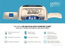Harmony GELISH 18G LED GEL LIGHT LAMP 110V Cure Gel Polish & Gel Color NIB