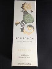 Seascape Island Apothecary Refresh Hand Lotion to Nourish & Protect 300ml