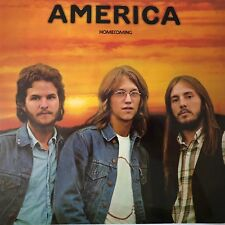 Homecoming [Limited Edition] by America (180g Vinyl, Mar-2010, Friday Music)