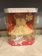 Happy Holiday 1989 Barbie Doll in Original Packaging!