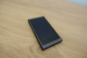 Sony Walkman NW-A35 Charcoal Black (16GB) Digital Media Player