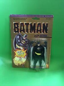 BATMAN DC TOY BIZ Action Figure BRAND NEW & SEALED Bat Rope 1989 Rare 1p Start