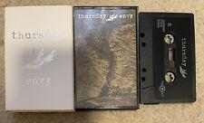 Thursday / Envy Split Cassette silver foil /250 raein orchid saetia
