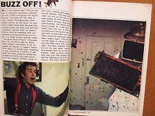 Nov-1972 TV Guide(LAURENCE  LUCKINBILL/JOHN WAYNE/ALISTAIR COOKE/DAVID CARRADINE