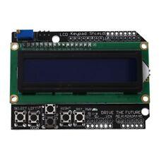 10x (LCD Teclado Shield Para Arduino Uno Mega R3 Mega 2560 Duemilanove Nano Rob Q2M7