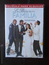 DVD LA BODA DE MI FAMILIA - EDICION DE ALQUILER (5Ñ)