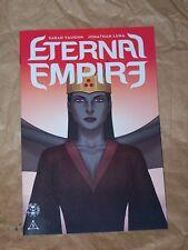Eternal Empire #1 color - NM+ - Image 25th Anniversary Blind Box - Vaughn/Luna
