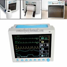 FDA CE CONTEC CMS8000 Portable Vital Signs 6-parame Patient Monitor+Free Printer