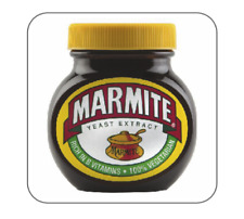 Marmite Mug Coaster marmite pic Love it or hate it