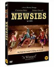 Newsies 1992 - Kenny Ortega,Bob Tzudiker Brand New UK Compatible Region Free DVD