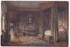 Kent; The Venetian Bedroom, Knole PPC By Salmon, Unused, Artist Essenhigh Corke