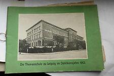 Antiquarische Bücher aus Broschüre und Sachsen für Orts-& Landeskunde