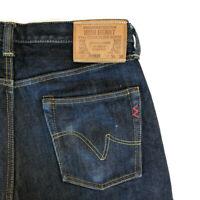 Iron Heart Jeans IHXB01 Selvedge 21 Oz Extra Heavy Denim Beatle Busters Japanese