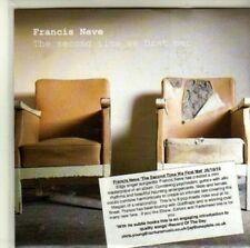 (CI751) Francis Neve, The Second Time We First Met - 2010 DJ CD