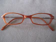 Cal optix APRICOT Eyeglasses No Lenses 48-18-135