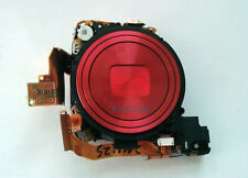 Lens Unit Zoom for Canon PowerShot IXUS220 ELPH300 HS IXY410F Camera + CCD Red