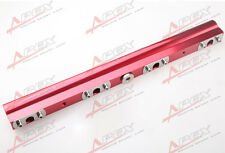 For Nissan 200SX S14, S15 SR20DET High Flow CNC Billet Aluminum Fuel Rail