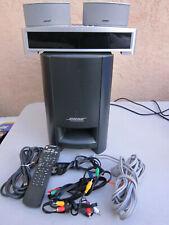 Bose 321 AV 3-2-1 Series II Home Theater System