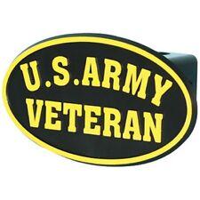 U.S. Army Veteran Military Trailer Hitch Cover