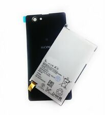 Color : White Leya Smartphone Repair Parts Battery Cover for Sony Xperia Z1 Mini Black
