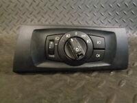2008 BMW 3 SERIES 320d SE 4DR SALOON HEADLIGHT CONTROL SWITCH 9169406