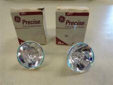 PRECISE HALOGEN LAMP MR11 33MM PAIR (2) MARINE BOAT