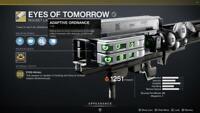 Eyes of Tomorrow Farming [Guaranteed] [PS4] [Xbox] [Pc = Cross save]