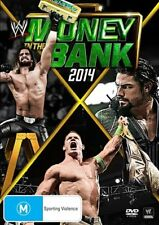 WWE - Money In The Bank 2014 (DVD, 2014)
