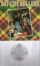 BAY CITY ROLLERS  Money Honey / Maryanne  45 with PicSleeve from 1976