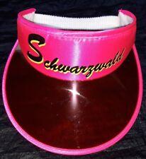 Schwarzwald Casquette de Baseball Bonnet Cap Rose Noir Forest