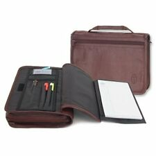 Wordkeeper &#174 New Organizer Bible Cover, Leather, Burgundy, Extra Large